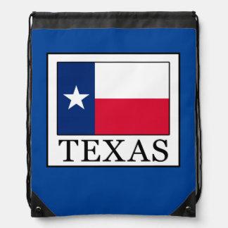 Texas Drawstring Bag