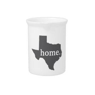 Texas Drink Pitcher