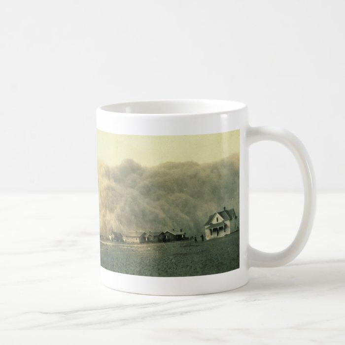 Texas Dust Storm Coffee Mug