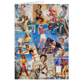 Texas Eclectic : Cowgirl Collection No. 1 Cards