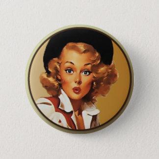 Texas Eclectic : Round Texas Eclectic Logo Button