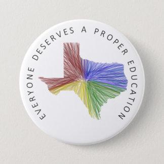 Texas Education Button