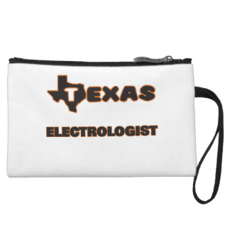 Texas Electrologist Wristlet Clutch