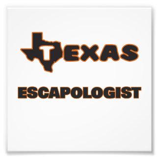 Texas Escapologist Photo Print