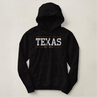 Texas Established in 1836 USA Women Hoodies