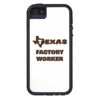 Texas Factory Worker iPhone 5 Case
