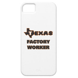 Texas Factory Worker iPhone 5 Covers
