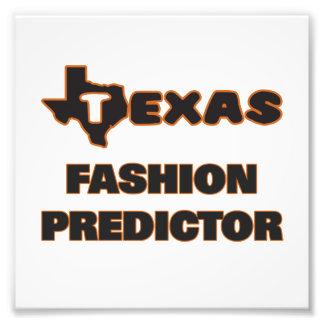 Texas Fashion Predictor Photo Print