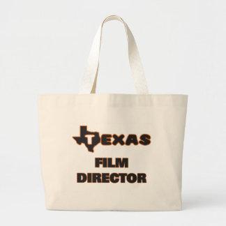 Texas Film Director Jumbo Tote Bag