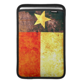 "Texas Flag 11"" MacBook Air Sleeve"