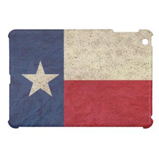 Texas Flag Aged Cover For The iPad Mini