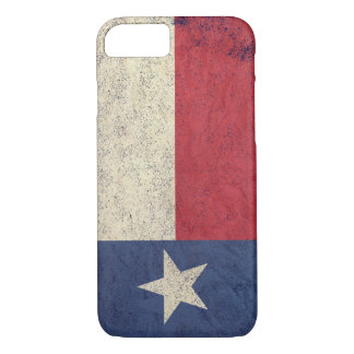 Texas Flag Aged iPhone 8/7 Case