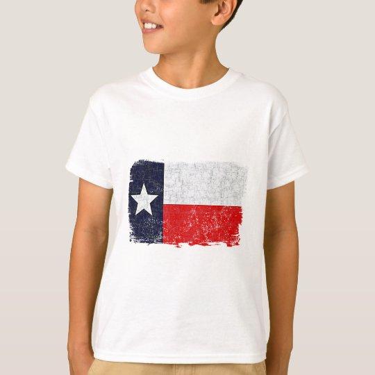 TEXAS FLAG AGED T-Shirt