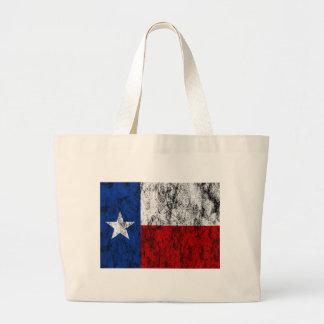 texas flag tote bags