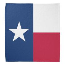 Texas flag bandana | Patriotic texan
