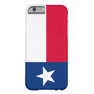 Texas Flag Barely There iPhone 6 Case