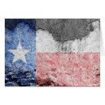 texas flag brick wall