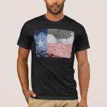 texas flag brick wall T-Shirt