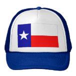 Texas Flag Cap Trucker Hat