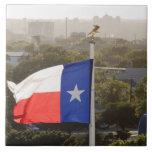 Texas Flag Ceramic Tiles