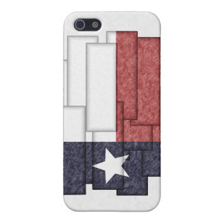 TEXAS FLAG COLLAGE CASE FOR iPhone SE/5/5s