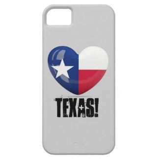 Texas Flag Cutout iPhone SE/5/5s Case