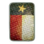 Texas Flag Diamond plated gear MacBook Air Sleeves