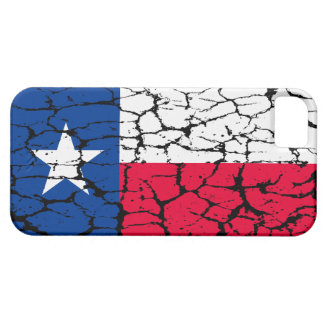 Texas Flag, Distressed iPhone SE/5/5s Case