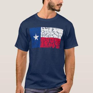 Texas Flag, Distressed T-Shirt