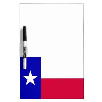 Texas Flag Dry-Erase Boards