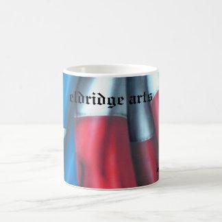 Texas Flag,  eldridge arts Coffee Mug