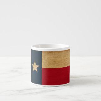 Texas Flag Espresso Mug