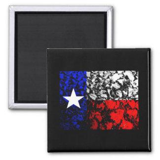 Texas Flag Fridge Magnet