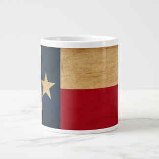 Texas Flag Giant Coffee Mug