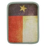 Texas Flag Grunge effect iPad Sleeve