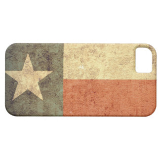 Texas Flag - Grunge iPhone 5 Case
