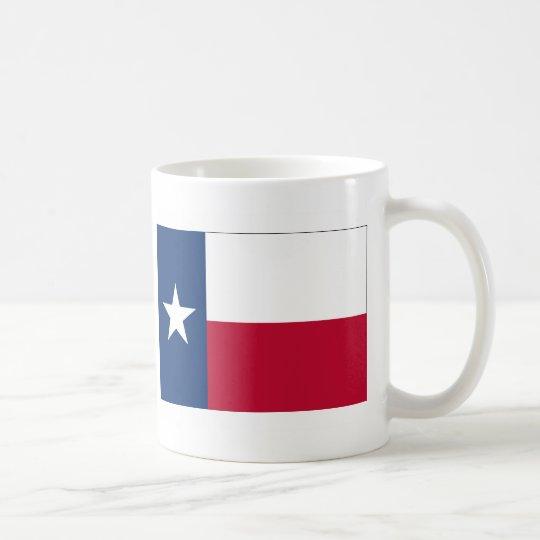 Texas FLAG International Coffee Mug