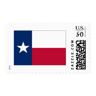 Texas FLAG International Postage