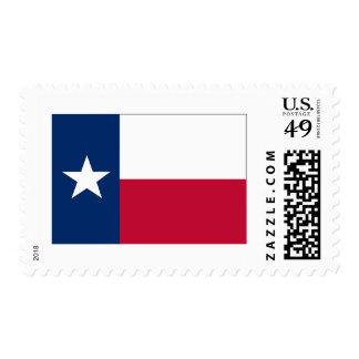 Texas FLAG International Stamp