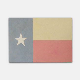 Texas Flag Lone Star State Post It Notes