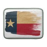 Texas Flag MacBook Sleeves