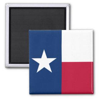Texas Flag Refrigerator Magnet