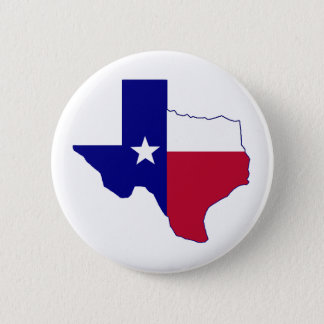 Texas Flag Map Button