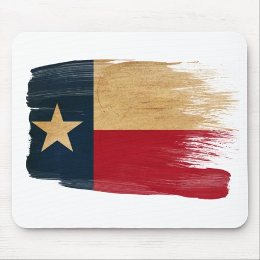 Texas Flag Mousepads
