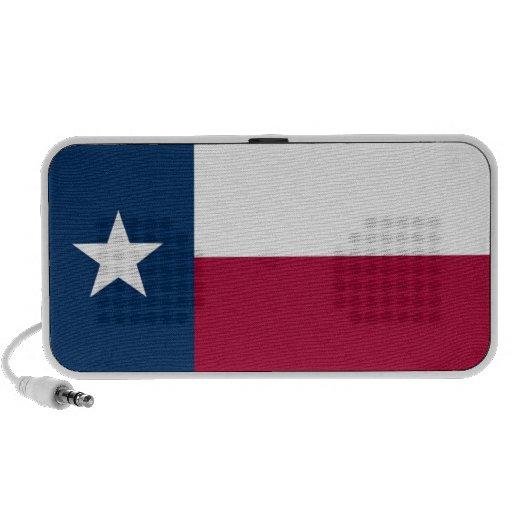 Texas Flag Mp3 Speakers