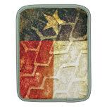 Texas Flag Mud Tire iPad Sleeves