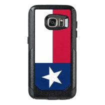 Texas flag OtterBox SAMSUNG GALAXY S7 CASE