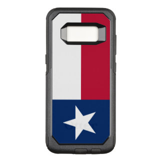 Texas flag OtterBox SAMSUNG GALAXY S8 CASE
