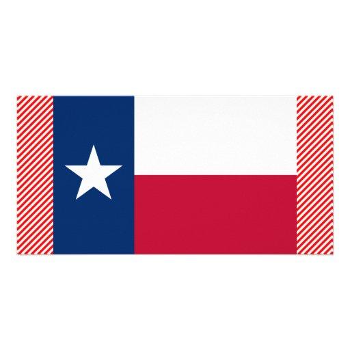 Texas Flag Photo Cards