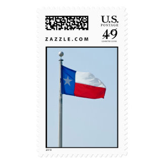 Texas Flag Postage